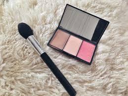 sleek face form contouring palette in light 373 10 3 in 1 bronzer highlighter blush