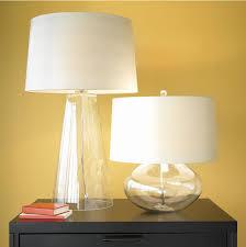fillable glass lamp base elegant murano glass table lamp base