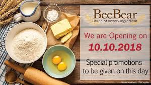 Beebear House Of Bakery Ingredients Home Facebook