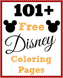 Coloring Page 101 Free Printable Disney Coloring Pages The Diary Of