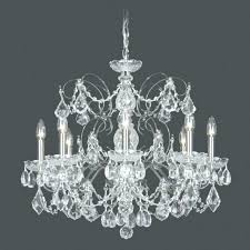 schoenbeck lamps light wide grand chandelier schonbek