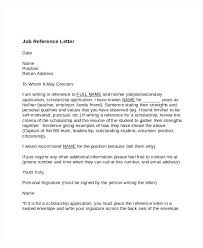 samples of letters of recommendations for employment letter of recommendation template for job ceansin me