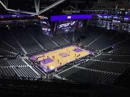 Golden 1 Center Basketball Seating Chart Golden 1 Center View From Section 208 Vivid Seats