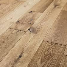 Rustic Wood Flooring Rustic Cottage Oak Brushed Lacquered Engineered Wood Flooring