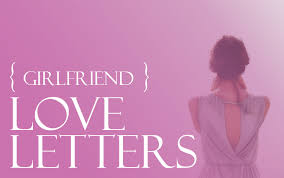 love letters to a friend or wife