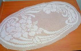 Joyous Lace Sideboard Or Table Table Cloth Crochet Runner Crochethouse  Warming Art Lace Sideboard Or Table