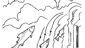Coloring Pages Of Nature Nature Coloring Sheets Printable Nature