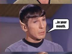Spock Meme | WeKnowMemes via Relatably.com