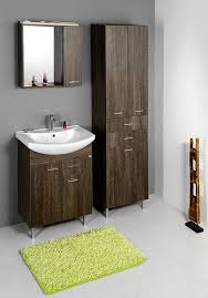 brown bathroom furniture. Bathroom Furniture ZOJA - Mali Wenge Brown L