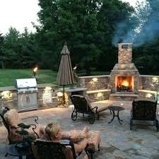 outdoor fireplace and pizza oven best outdoor fireplace pizza oven images on for outdoor fireplace and