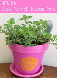 this pretty and lively pot diy is inspired by practically functional and can be created quickly using necessary supplies