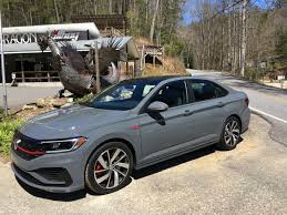 2019 Volkswagen Jetta Gli First Review Kelley Blue Book