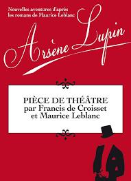 Resultado de imagen de Arsène Lupin Francis de Croisset