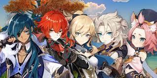 Genshin Impact Character Tier List ...