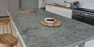 polished concrete countertops vs granite cost pros cons uk finesse interiors furniture design ideas