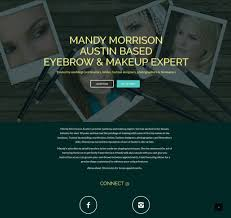mandy morrison eyebrow and makeup expert mandy morrison is austin s