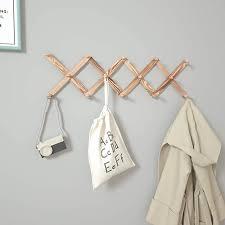 hanging hats coat rack