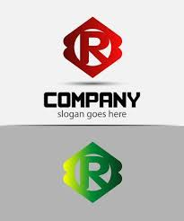 Creative Cover Letter Amazing Letter R Logo DesignCreative Symbol Of Letter R Royalty Free