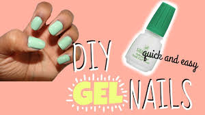 How Do You Dry Gel Nail Polish Without Uv Light How To Cure Gel Nails Without A Uv Light Fast Easy