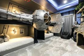 Star Wars Bedroom Star Wars Themed Bedroom At Exclusive Private ...