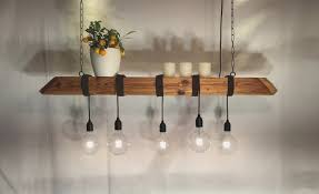 Hängelampe Balkenlampe Lampe Balken Vintage Esstischlampe