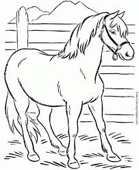Small Picture horse coloring pages free printable Coloring Book Pages for
