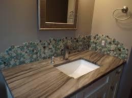 Porcelain  Pebbles Bathroom Backsplash Heartshaped Ceramic Mosaic - Tile backsplash in bathroom
