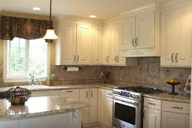 82 Great Trendy White Country Kitchen Cabinets French Applying In