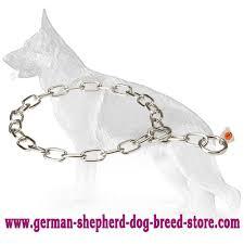 Herm Sprenger Size Chart Stainless Steel Herm Sprenger Fur Saver Choke Collar 1 9