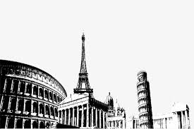 famous architectural buildings black and white. Black And White Building In The World., Famous Buildings, Greek Temple, Coliseum Architectural Buildings 0