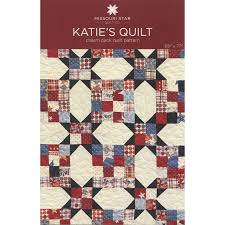 Katie's Quilt Pattern SKU: PAT474 | Missouri Star Quilt Co. Wholesale & Katie's Quilt Pattern Adamdwight.com