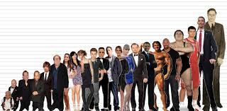 Celebrity Height Chart Tumblr Celebrity Height Comparison Chart 10k Subscribers Special