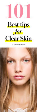 101 best tips for clear skin natural diy acne treatment how to get