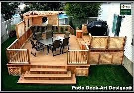 backyard deck design ideas. Backyard Decks Designs Design Ideas Deck T