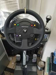 thrustmaster tx leather edition wheel setup for in mount vernon ny offerup