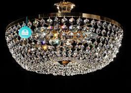 Kristall Kronleuchter Crystal Chandelier With Swarovski Crystals