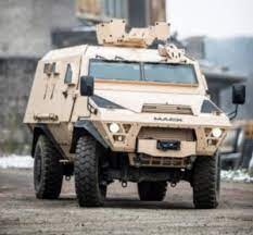 Kenya Receives Mack Defense Bastion Vehicles » Mack Defense