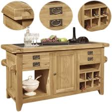 Oak Kitchen Island With Granite Top Vancouver Oak Kitchen Island Best Kitchen Island 2017