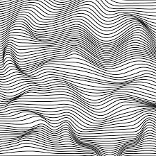 Line Pattern Magnificent Abstract Background With Lines Vector Free Download