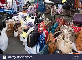 - Rip-off Fakes Stock Alamy Market Handbags Copies Sale Photo Street For 72460057