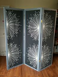 Diy Room Screen Remodelaholic 29 Creative Diy Room Dividers For Open Space Plans