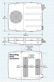 red dot rooftop units from harold electric dimensions 8 high x 30 wide x 37 length see diagram