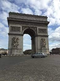 ประตูชัย, ฝรั่งเศส, ปารีส