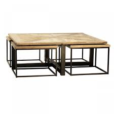 gallery of best nesting coffee table ottoman
