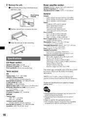 cdx gt wiring sony cdx gt radio cd instruction manual