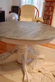 Stunning Limed Oak Dining Tables Annie Sloan Technique For A Limed