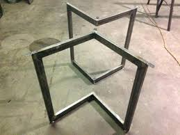 glass table base ideas dining