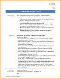 Esthetician Resume Sample Esthetician Resume Samples Esthetician