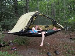Best 25 Tree Tent Ideas On Pinterest | Tentsile Tent, Suspended In Best  Backpacking Hammocks