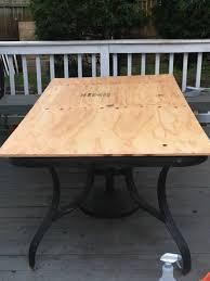 diy tile tabletop seeking lavender lane